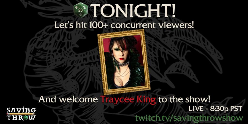 Traycee_Welcome