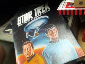 Cory Doctorow - Star Trek RPG