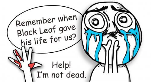 """""""Black Leaf: Never Forget"""" – Felix Danger"""
